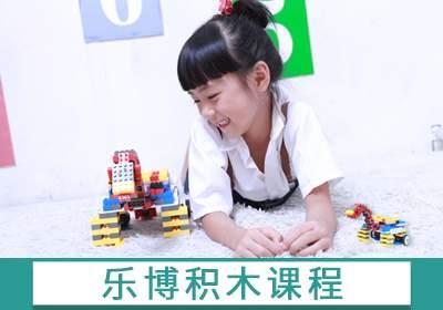 沈阳少儿积木课程(4-6岁)