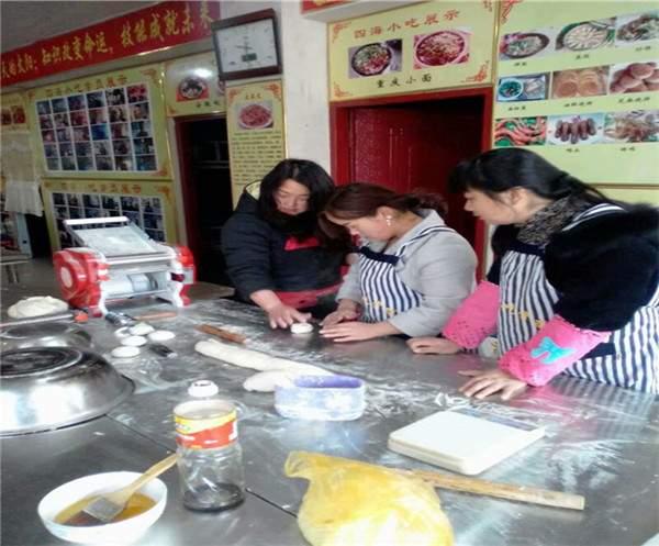 安阳杂粮煎饼培训
