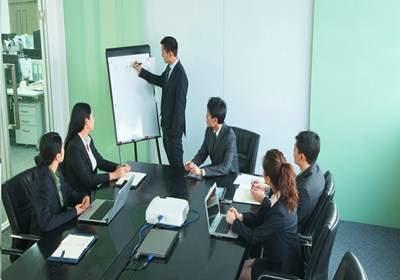 企业英语团训课程