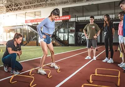 杭州国际健身与体态调整教练认证