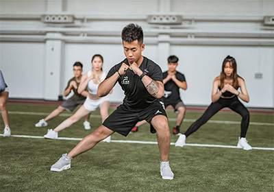 上海健身与健康专家认培训