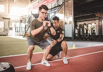 成都健身教练国家+国际认证