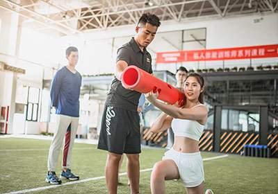 上海健身认教练