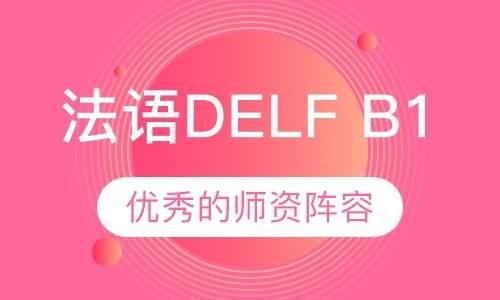 法语DELFB1