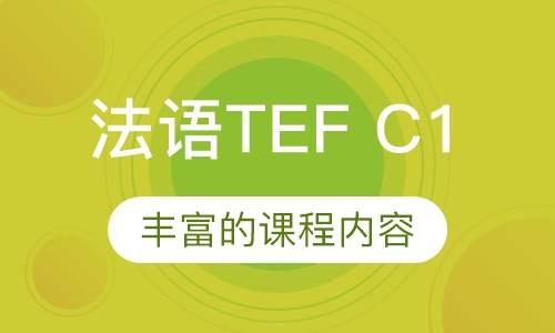 法语TEFC1