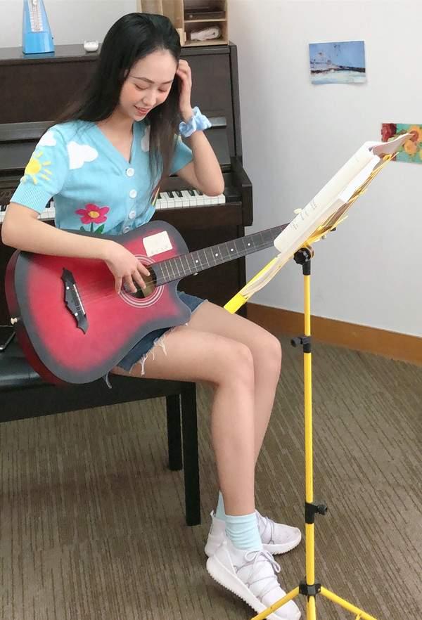 吉他经典一对一教学