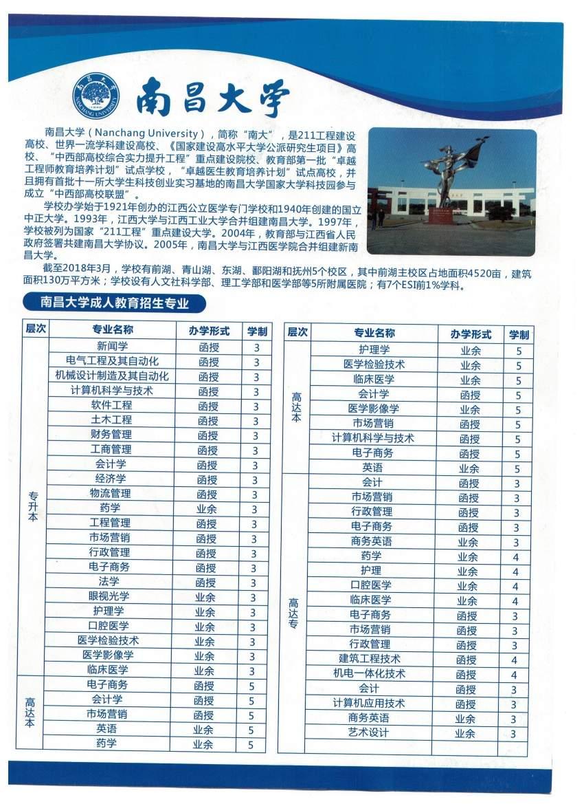 江西学历资格证考培中心