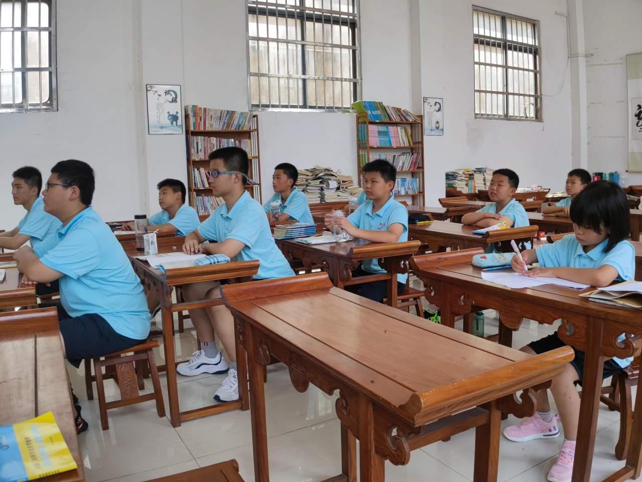 少年管教学校培训课